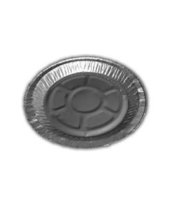 """Round Plate Foil 6.5"""""""