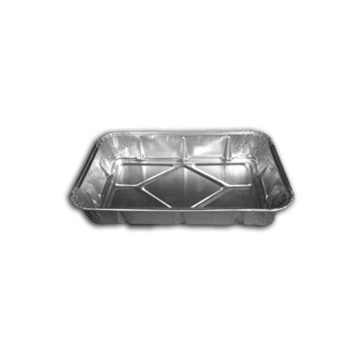 Rectangular Foil Container Small Tray