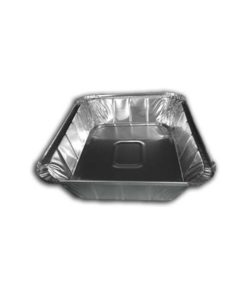 Rectangular Foil Container 12.5 x 10 x 2.5 - 3278 cased 125