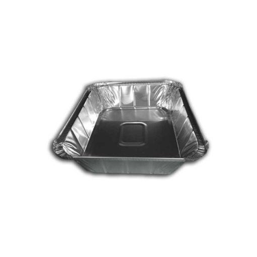 Rectangular Foil Container 12.5 x 10 x 2.5 - 3278 cased 125