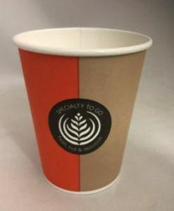 Mystique Paper Cup 10oz