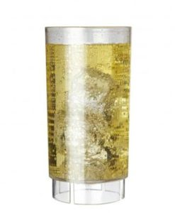 Plastico 16oz Strong Plastic Glass