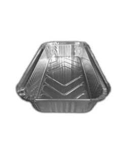 Rectangular Foil Container 13 x 6 x 2