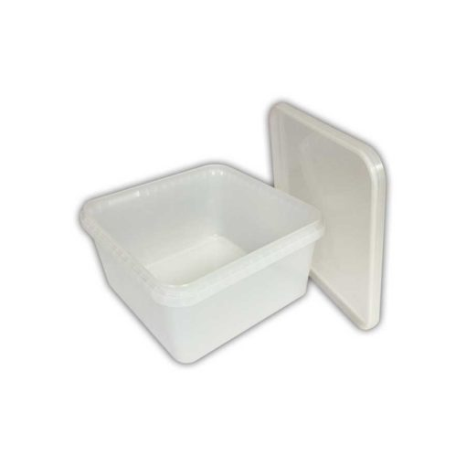 Tamper Evident Container 2.4 litre