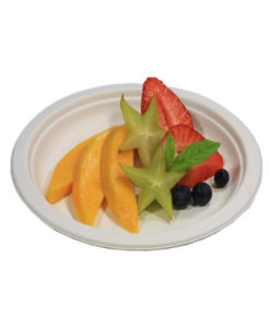 Paper Side Plate Compostable