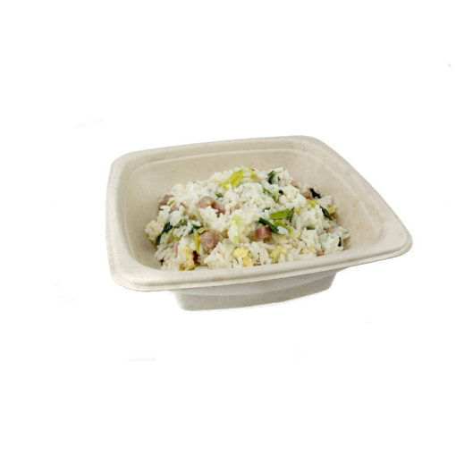 750cc Compostable Salad Plate