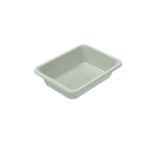 Small CPET Tray