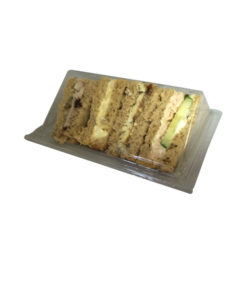 Hinged Sandwich 1/4 Pack