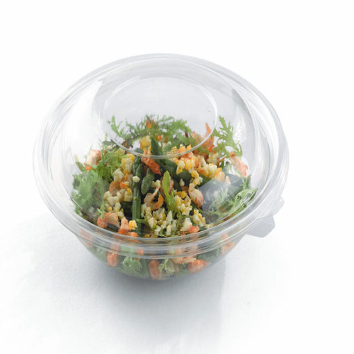 Salad Bowl - V32B - Crystal Clear Medium