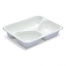3 comp CPET Tray