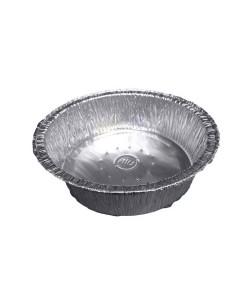 """Dish Foil Container 4.3"""" diameter"""