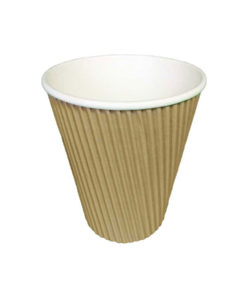 Ripple Paper Cup 16oz
