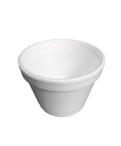 16oz Polystyrene Food Container