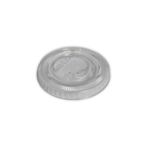 Lid for 5.5oz Clear Round container