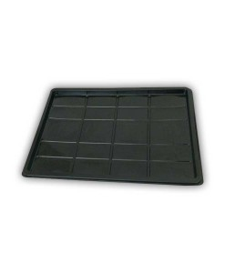 SP1 - Sandwich Platter Black Plastic