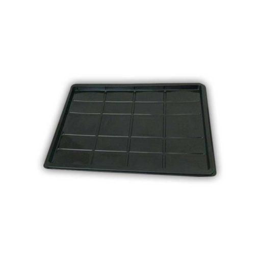 SP1 - Sandwich Platter Black Plastic
