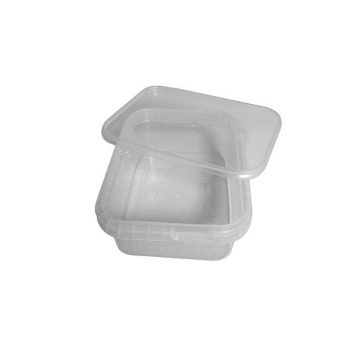Tamper Evident Container 280ml Rectangle