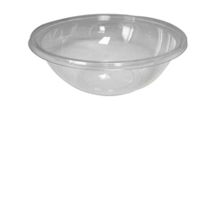 Round Salad Containers