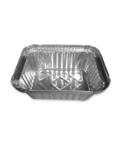 Rectangular Foil Container No. 2