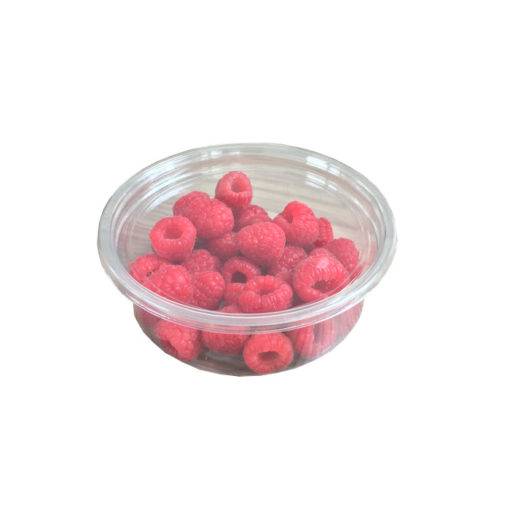 DM8 - Crystal Clear 8oz Container with Lid