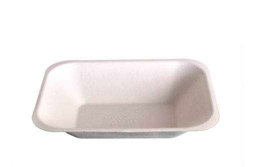Compostable Chip Tray