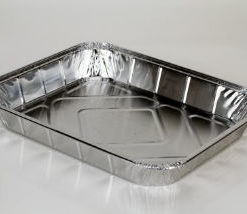 Rectangular Foil Tray Large