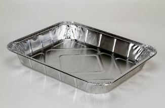 Rectangular Foil Tray Large