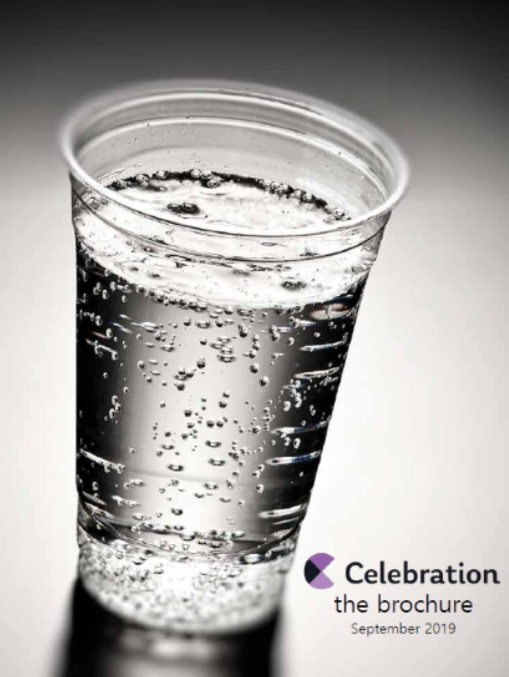 Celebration Packaging Brochure