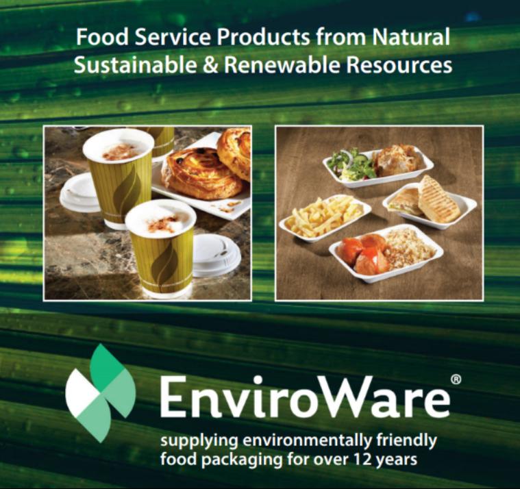Celebration Packaging Enviroware Brochure