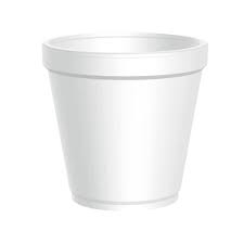 24 oz Polystyrene Food Container