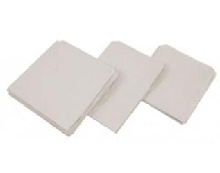 White Sulphite Bags 8.5 Inch