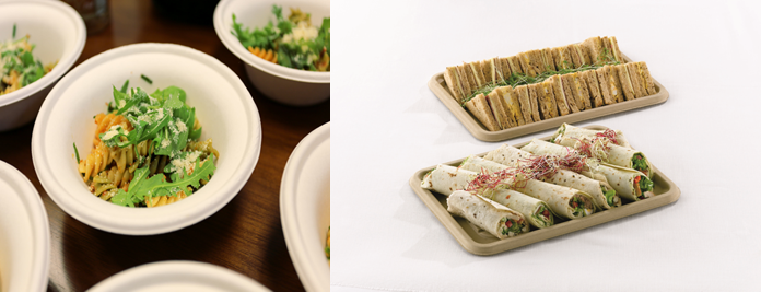 Home Compostable Bowls and Platters